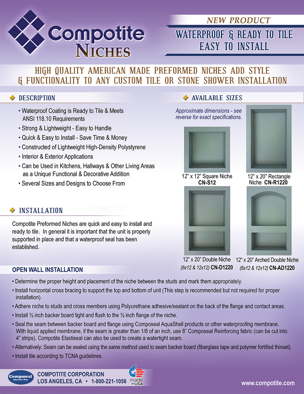 Compotite Niches-1